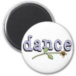 Dance Fridge Magnets