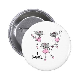 Dance Gift 6 Cm Round Badge
