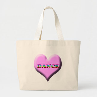 Dance! Gifts Large Tote Bag