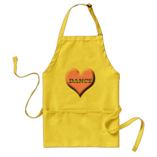 Dance! Gifts Standard Apron