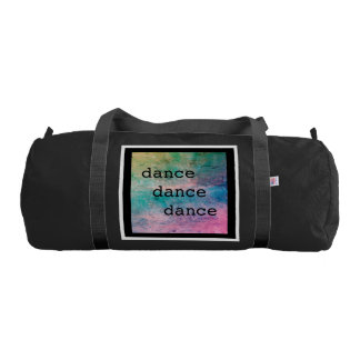 dance/gym bag by DAL