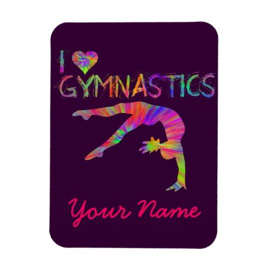 Dance Gymnastics Cheer Flexi Magnets