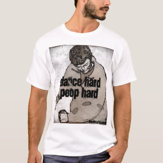 Dance Hard Poop Hard T-Shirt