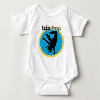 Dance - Hip Hop Baby Bodysuit