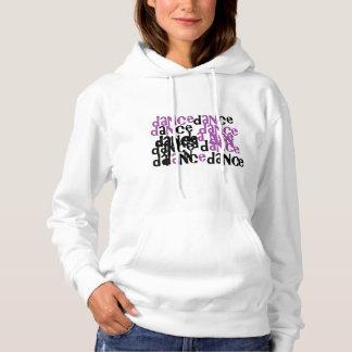 dance hoodie by DAL