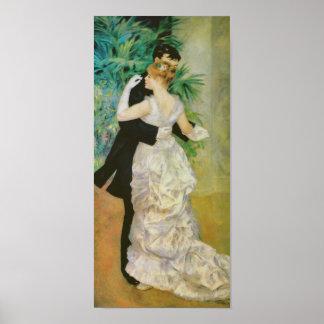 Dance in the City Renoir Fine Art Print