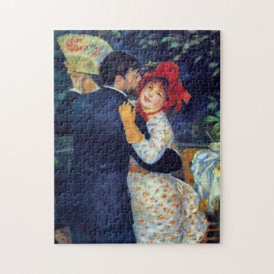 Dance in the Country Renoir Fine Art Jigsaw
