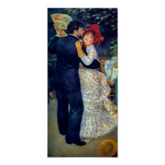 Dance in the Country Renoir Fine Art Print