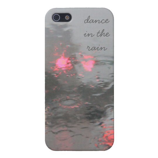 Dance in the Rain, iPhone5 case iPhone 5