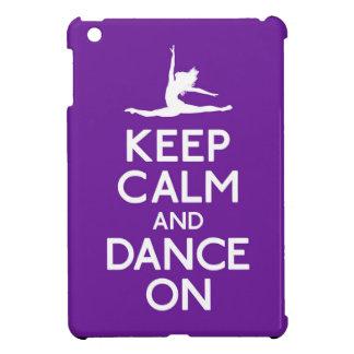 Dance Ipad mini Case