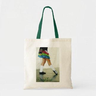 Dance Irish Green Bag