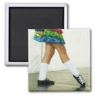 Dance Irish Magnet