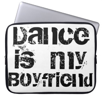 Dance Is My Boyfriend Laptop Sleeve