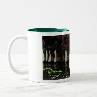 Dance is my rhythmic poetry Mug
