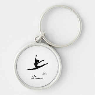 Dance Key Chane Key Ring