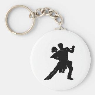 Dance Key Ring