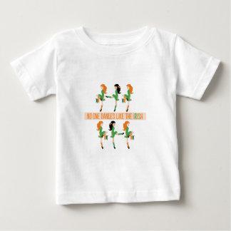 Dance Like Irish Baby T-Shirt