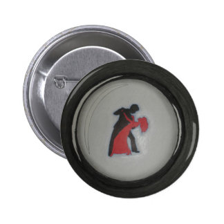 Dance Magic 6 Cm Round Badge