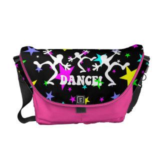 dance! messenger bag