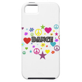 Dance Mixed Graphics iPhone 5 Covers