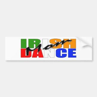 Dance Mom Bumper Sticker