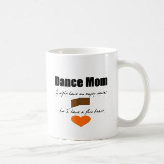 Dance Mom - Empty Hearts Full Wallet Mug