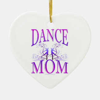Dance Mom Ornament (customizable)