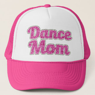 Dance Mom Women's Hat Glitter