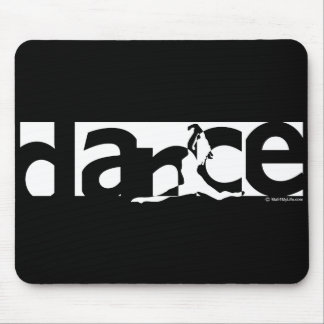 Dance Mouse Pad