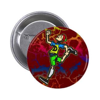 Dance Moves 6 Cm Round Badge