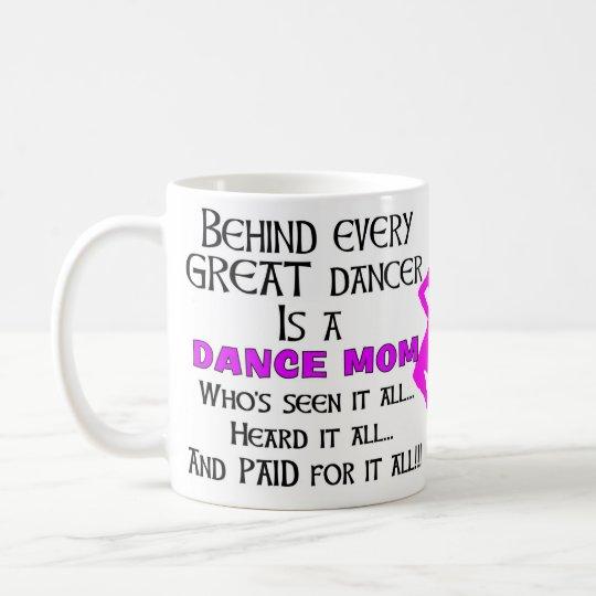 Dance Mum Fling #1 Coffee Mug
