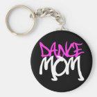 Dance Mum Key Ring