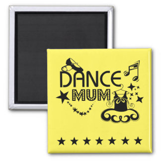 Dance Mum Magnet