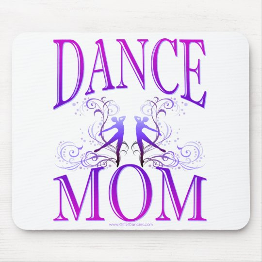 Dance Mum Mousepad (customisable)