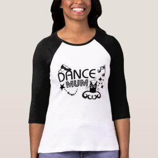 Dance Mum Raglan T-Shirt