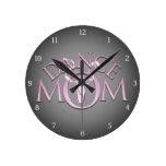 Dance Mum Wall Clock