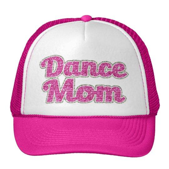 Dance Mum Women's Hat Glitter