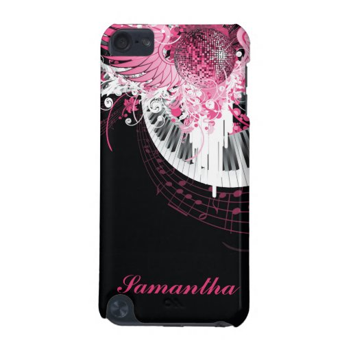 Dance Music Disco Ball Piano IPod Touch Speck Case iPod Touch (5th Generation) Covers