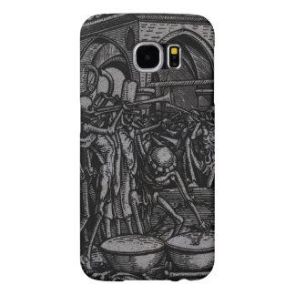 Dance of Death | The Bones of All Men Samsung Galaxy S6 Cases