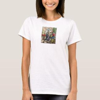 Dance of Death - The Nun - 1816 Color Print T-Shirt