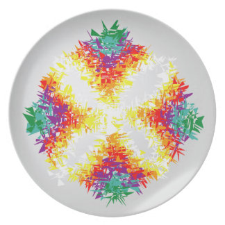 Dance of Food Plate