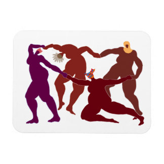 Dance of Inclusion magnet