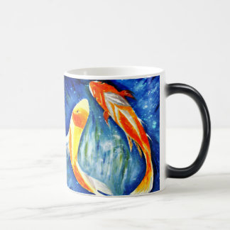 Dance of Koi Magic Mug