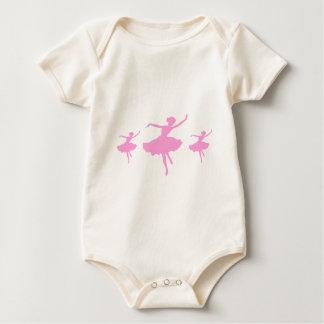 Dance of the Ballerina Baby Bodysuit