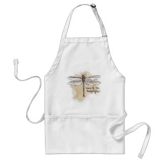 Dance of the Dragonflies Standard Apron
