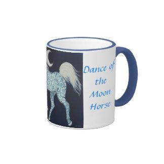Dance of the Moon Horse Mug