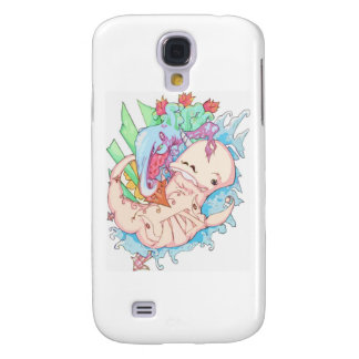 Dance of the Narwhal Samsung Galaxy S4 Cover