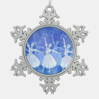 Dance of the Snowflakes Ornament