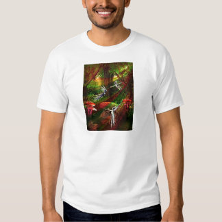 Dance of the Water Sprite Tee Shirts