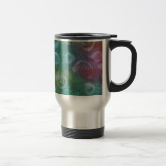 Dance of the Wind Swept Faeries Stainless Steel Travel Mug
